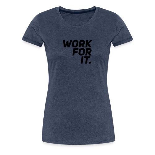 workfront - Women's Premium T-Shirt