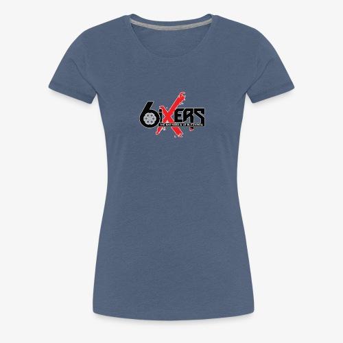 6ixersLogo - Women's Premium T-Shirt