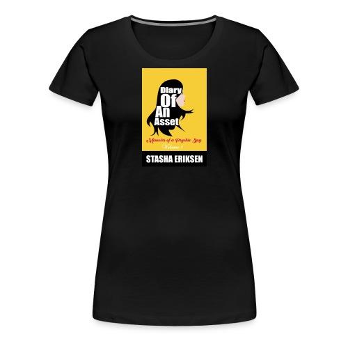 Diary of An Asset - Women's Premium T-Shirt