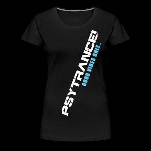PSYTRANCE - Women's Premium T-Shirt