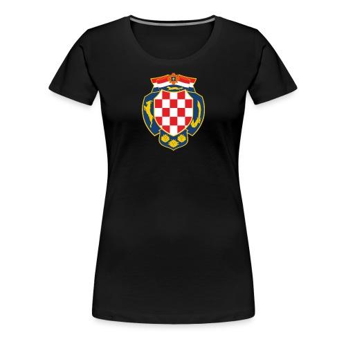 Pravi Grb - Women's Premium T-Shirt
