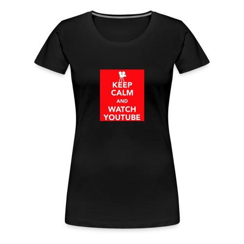 Youtube!!! - Women's Premium T-Shirt
