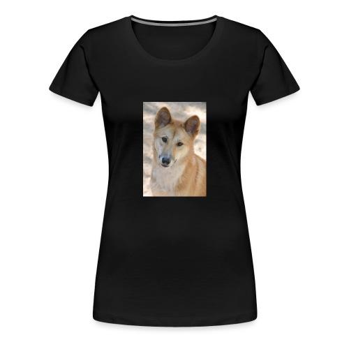 My youtube page - Women's Premium T-Shirt