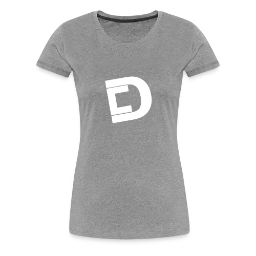 DrewskysChannel Youtube Logo - Women's Premium T-Shirt