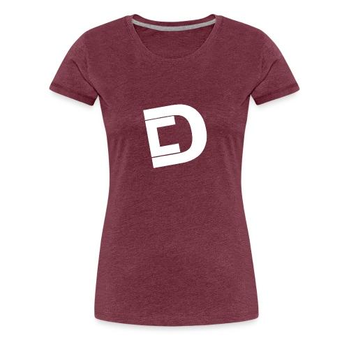 DrewskysChannel Youtube Logo - Women's Premium T-Shirt