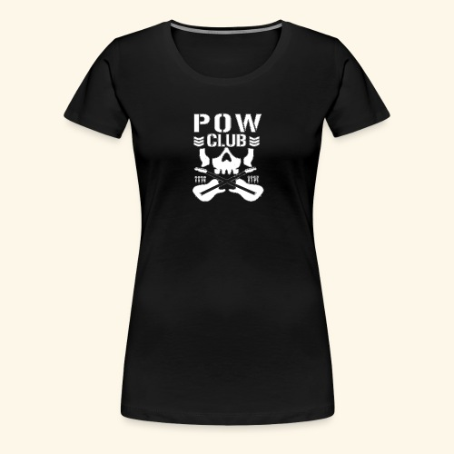 POW Club - Women's Premium T-Shirt