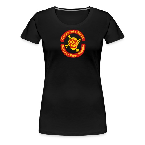 Corporate State - Women's Premium T-Shirt