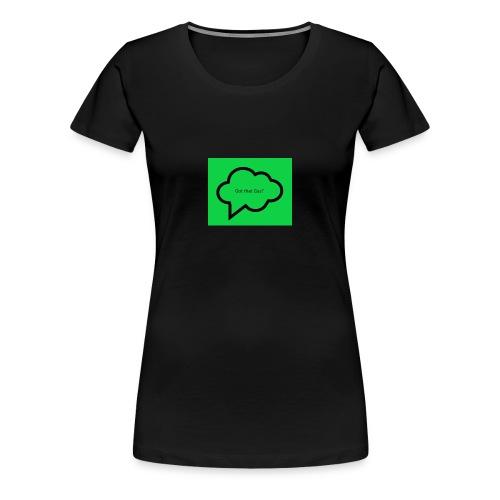 Dat Gas - Women's Premium T-Shirt