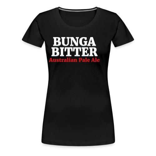 Bunga Bitter - Women's Premium T-Shirt
