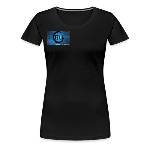 The Robert Welch signature shirt - Women's Premium T-Shirt