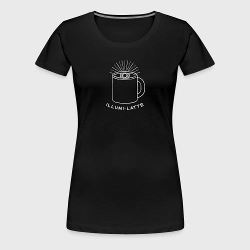 Coffee Illuminati - Women's Premium T-Shirt