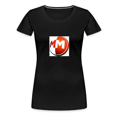 MM logo - Women's Premium T-Shirt