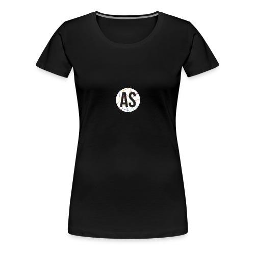 Pastille AvecSimon (AS) -Femme- - Women's Premium T-Shirt