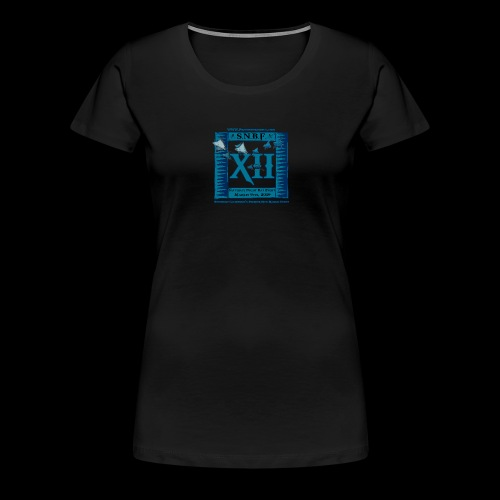 SNBF XII - Women's Premium T-Shirt