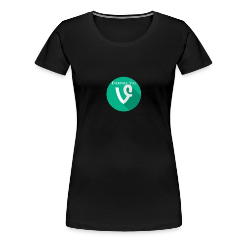 Everyday Vine - Women's Premium T-Shirt