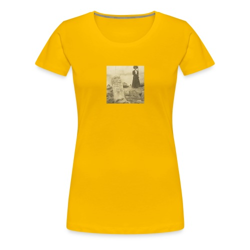 Mountain Rats - Women's Premium T-Shirt