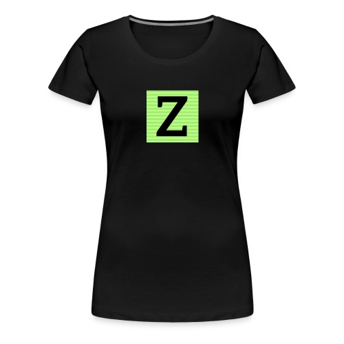 The Z 2 - Women's Premium T-Shirt