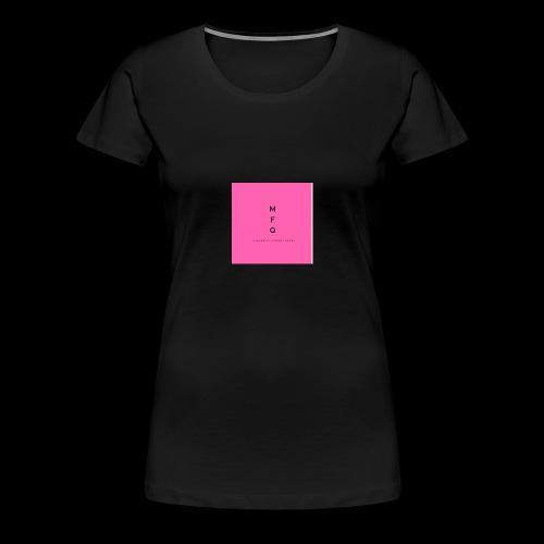 MarketingQueen 4 - Women's Premium T-Shirt