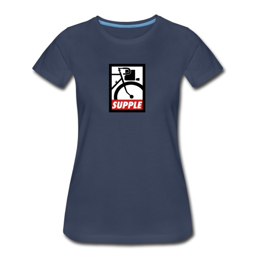 Supple4x3Simp2 - Women's Premium T-Shirt