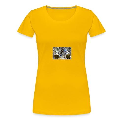 Earthquake Image 5 - Women's Premium T-Shirt