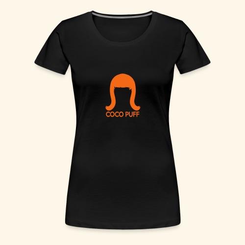 Coco Peru Fan Logo - Women's Premium T-Shirt