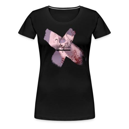 Virgill X Cross - Women's Premium T-Shirt