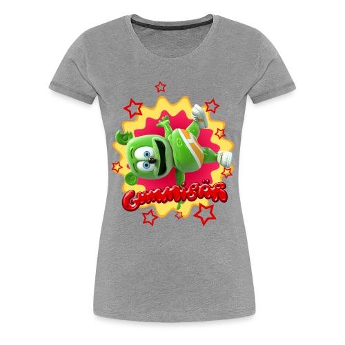 Gummibär Starburst - Women's Premium T-Shirt