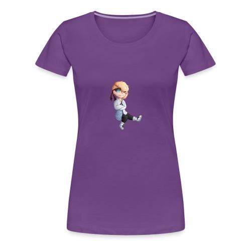 Martial Art Master Waifu Pancakes - Women's Premium T-Shirt