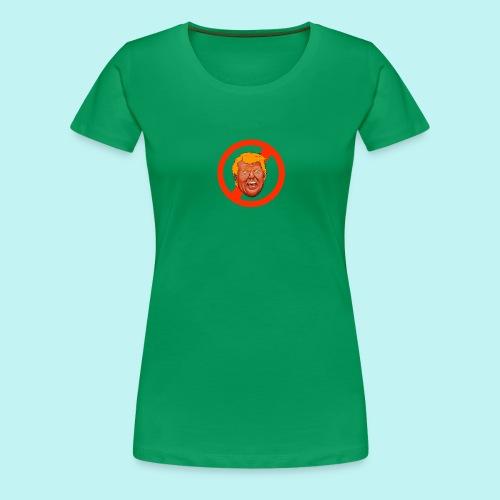Dump Trump - Women's Premium T-Shirt