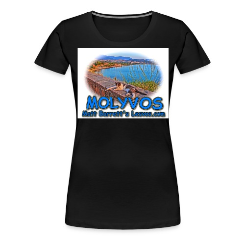 Molyvos cat jpg - Women's Premium T-Shirt