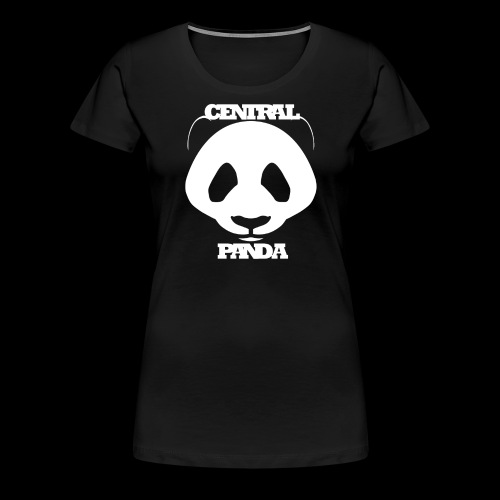 Central Panda - Women's Premium T-Shirt