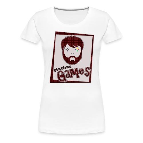 TShirt FullLogo png - Women's Premium T-Shirt