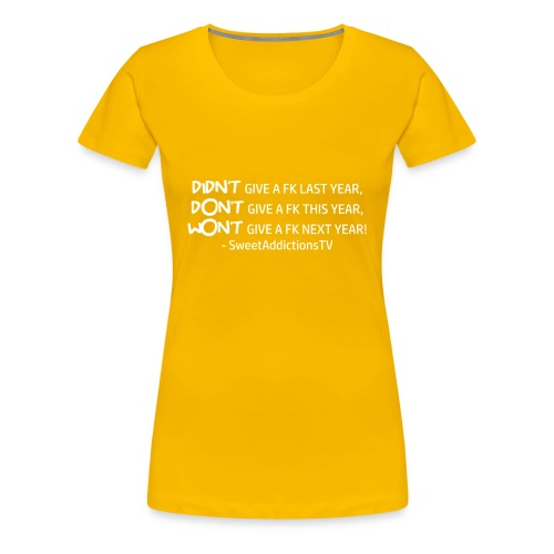 quote1 W png - Women's Premium T-Shirt