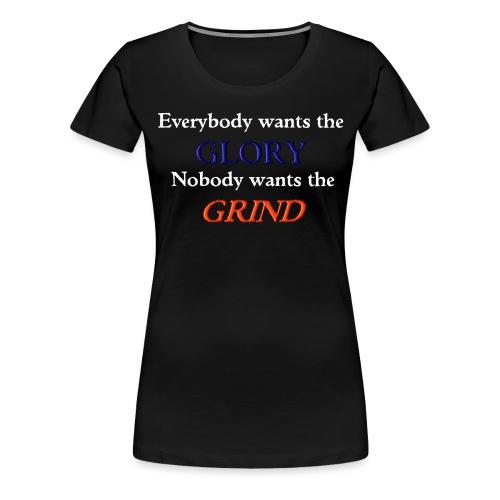 Tshirt 1a png - Women's Premium T-Shirt