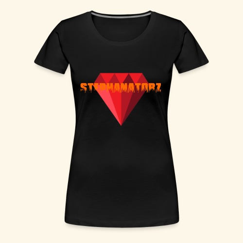 Rubis stephanevlogs merch - Women's Premium T-Shirt