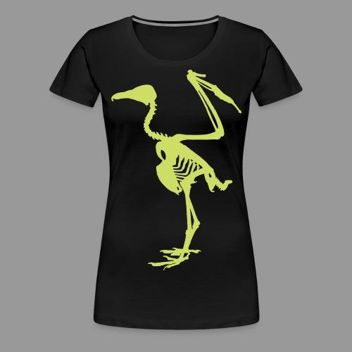 Vulture Bones - Women's Premium T-Shirt