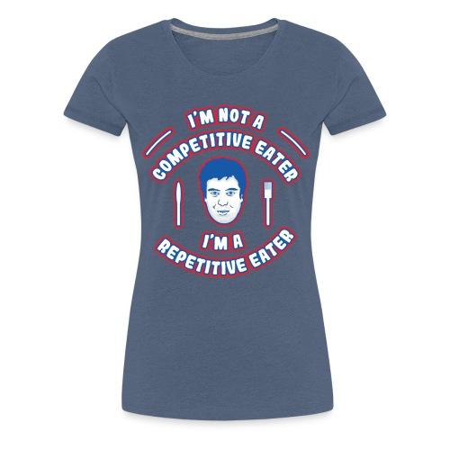 CompetitiveEaterWE - Women's Premium T-Shirt