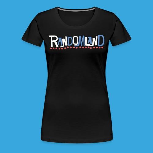 Randomland Groovy - Women's Premium T-Shirt