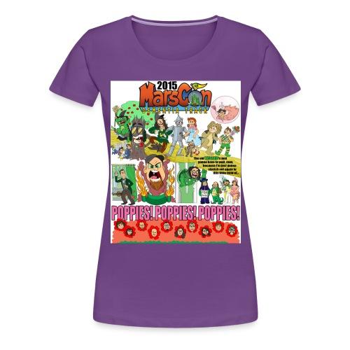 MarsCon 2015 t-shirt - Women's Premium T-Shirt