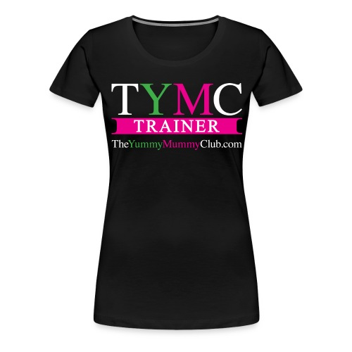 TYMC Trainer - Women's Premium T-Shirt