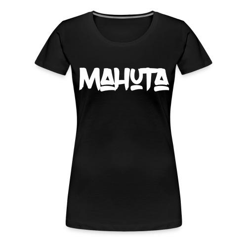 mahuta - Women's Premium T-Shirt