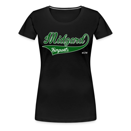 Midgard Serpents - Women's Premium T-Shirt