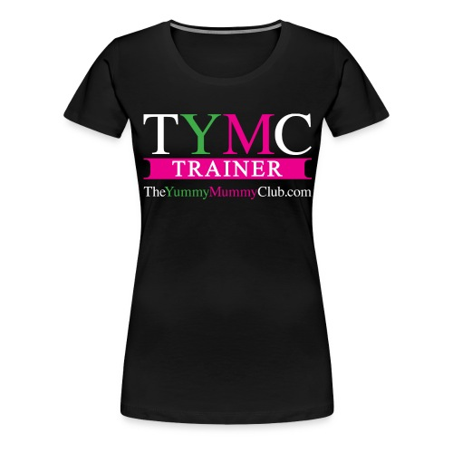 TYMC Trainer - Women's Premium T-Shirt