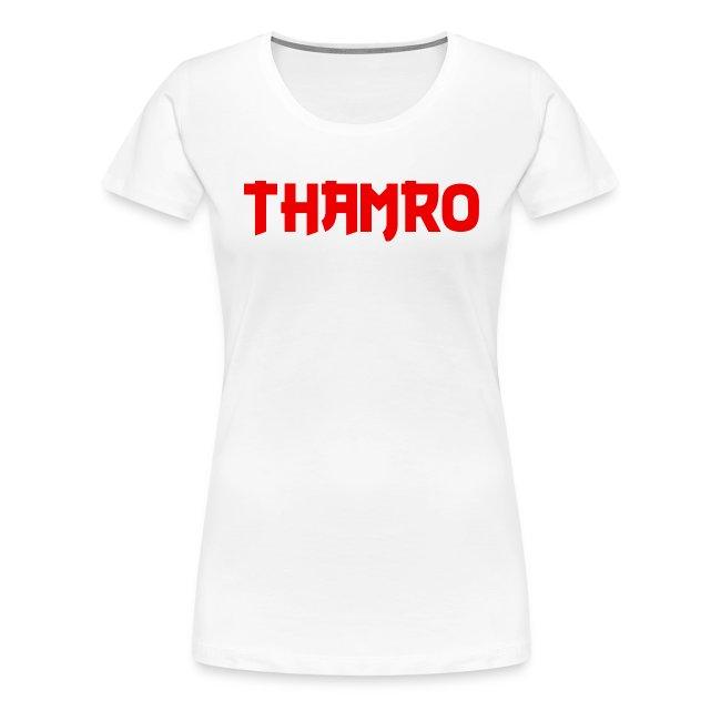 THAMRO Title Tee