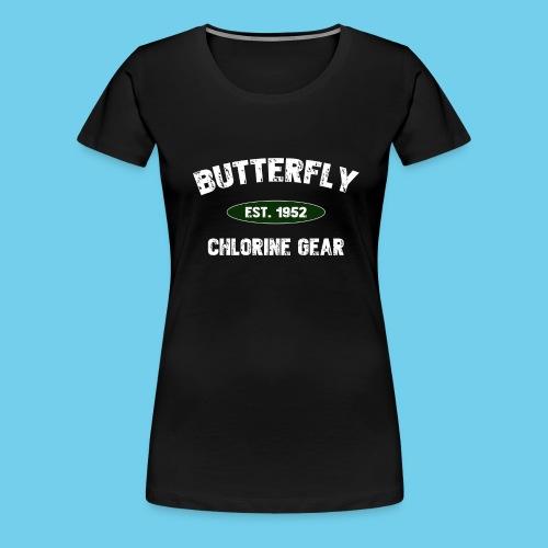 Butterfly est 1952-M - Women's Premium T-Shirt