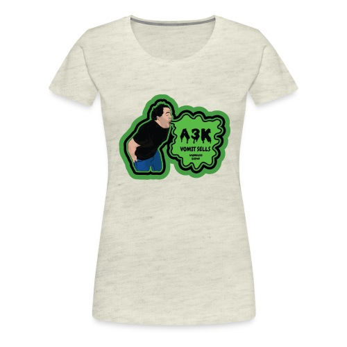 A3k Vomit Sells - Women's Premium T-Shirt
