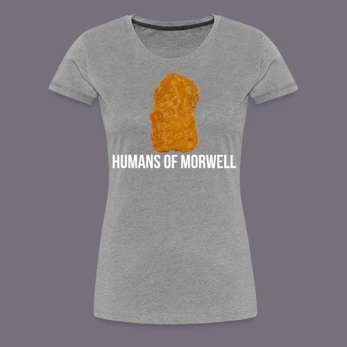Nuggets of Morwell - Women's Premium T-Shirt