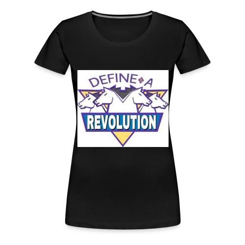 DAR Horsemen - Women's Premium T-Shirt