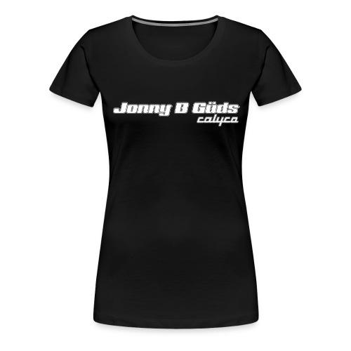 Jonny B Guds - Women's Premium T-Shirt