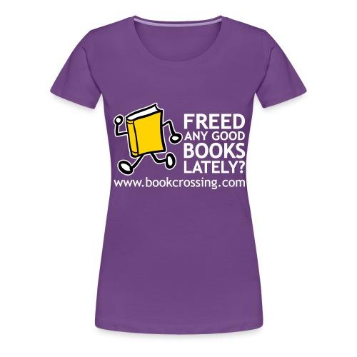 internal bally freed any good books url white - Women's Premium T-Shirt